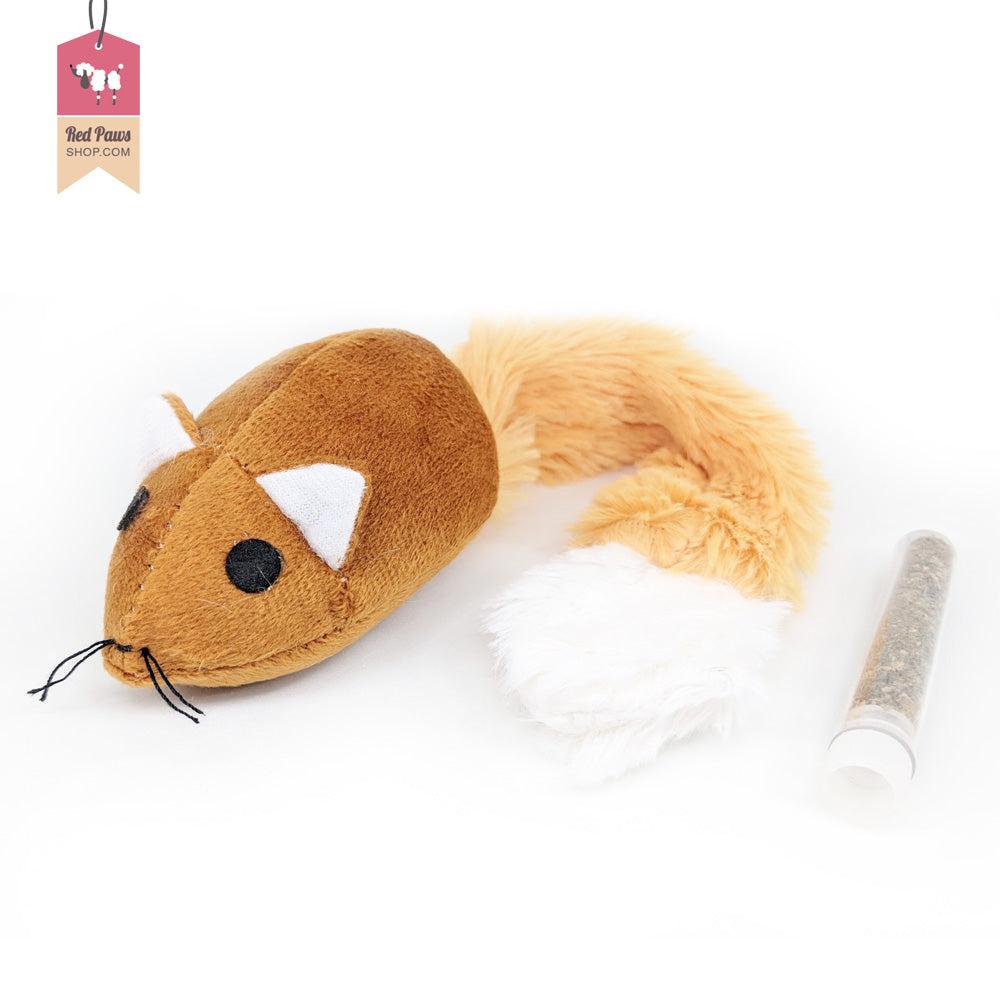 Red Paws Cat Toy
