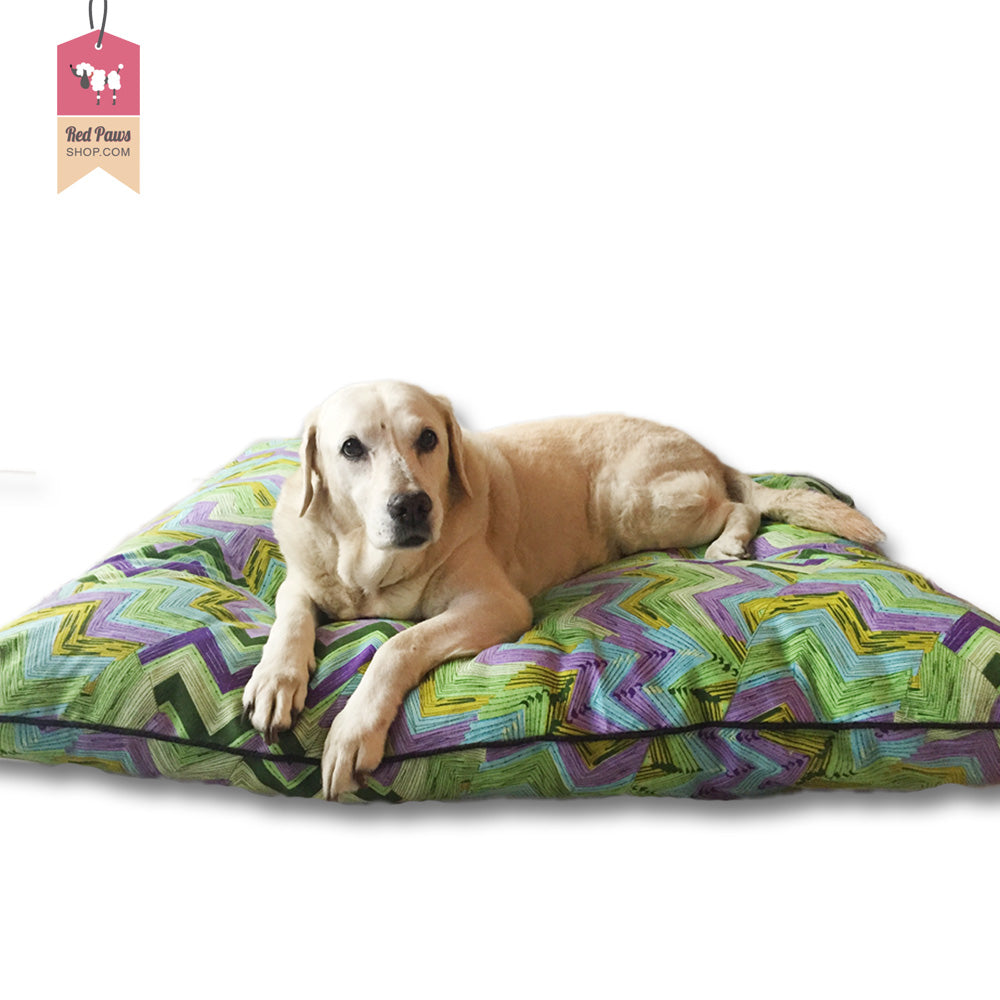 Red Paws Slumber Dog Bed - X- Large