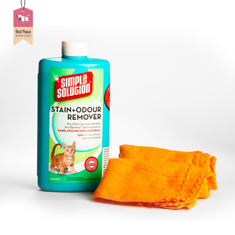 Simple Solution Litter Odour Eliminator For Cats