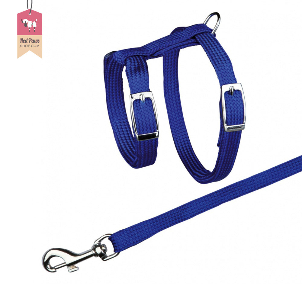 Trixie Cat Harness And Leash With Buckle