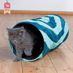 Trixie Rustling Tunnel For Cats Toy