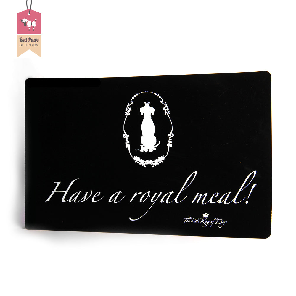 Royal Meal Dining Mat