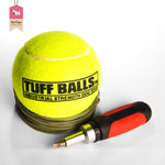 Tuff Balls With Squeaker Giant