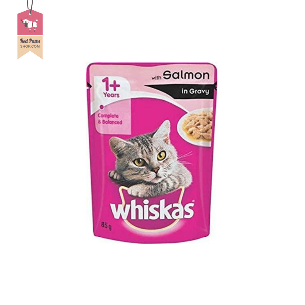 Whiskas Salmon