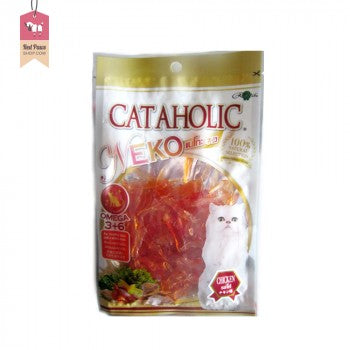 Cataholic Chicken Sliced Cat Treat