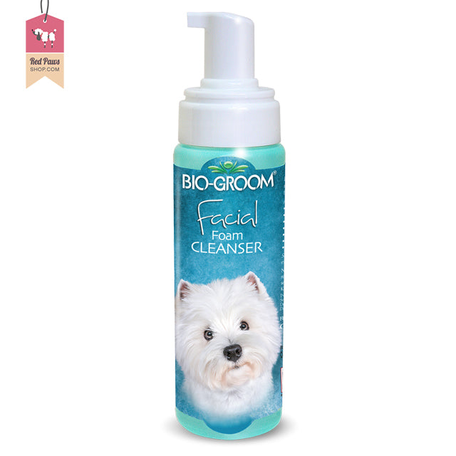 Bio Groom Facial Foam Cleanser