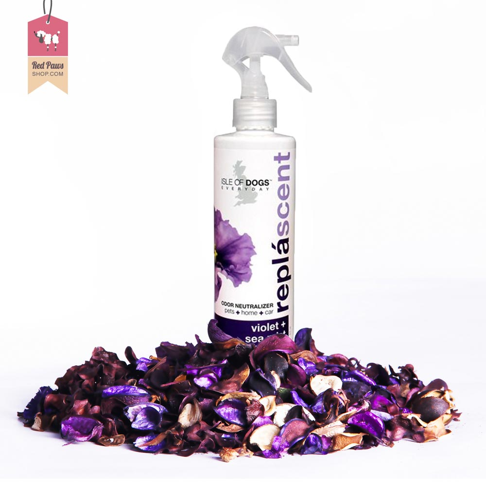 Isle of Dog Violet & Sea Mist Replascent Spray