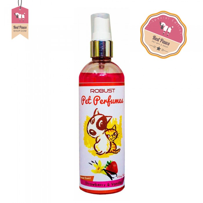 Pet Parfume - Strawberry And Vanilla