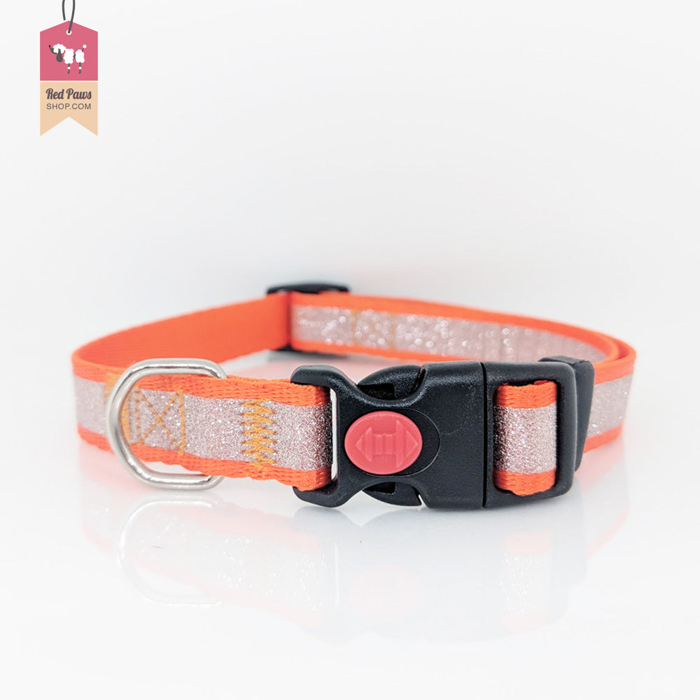 Silver Surfer Orange Collar
