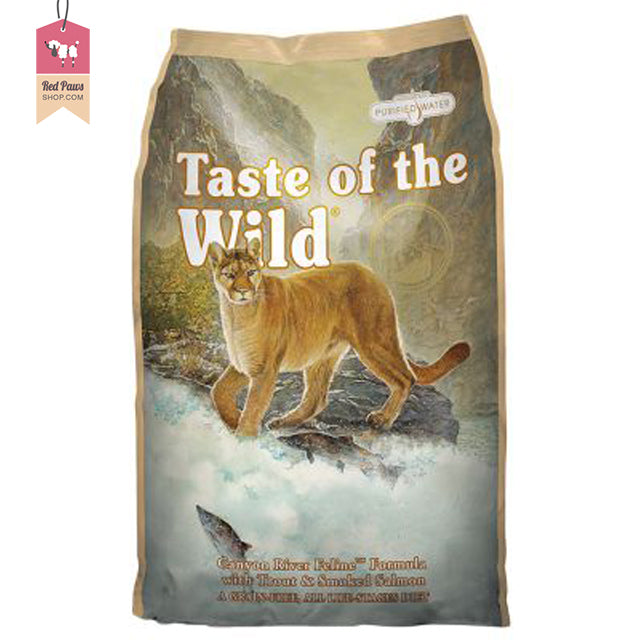 Taste Of The Wild Canyon River Cat Food -2 Kgs