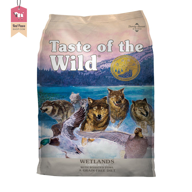 Taste Of The Wild Wetlands Adult Dog Food – 2 Kg