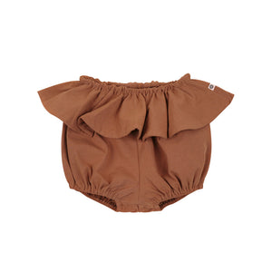 Ruffle Bloomer, Chestnut