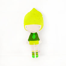 Lemon Softie Doll