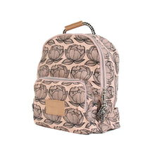 Toddler Backpack, Peonies