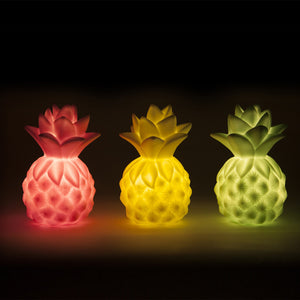 Mini Pineapple Light, Yellow
