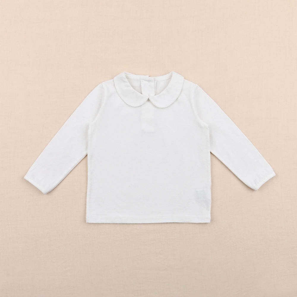 Peter Pan Collar Top