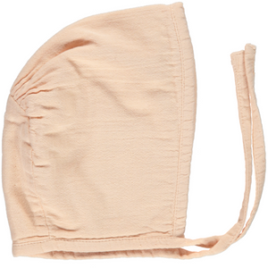 Organic Cotton Bonnet, Appleblossom