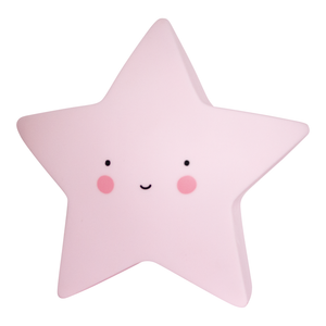 Star Night Light, Pink