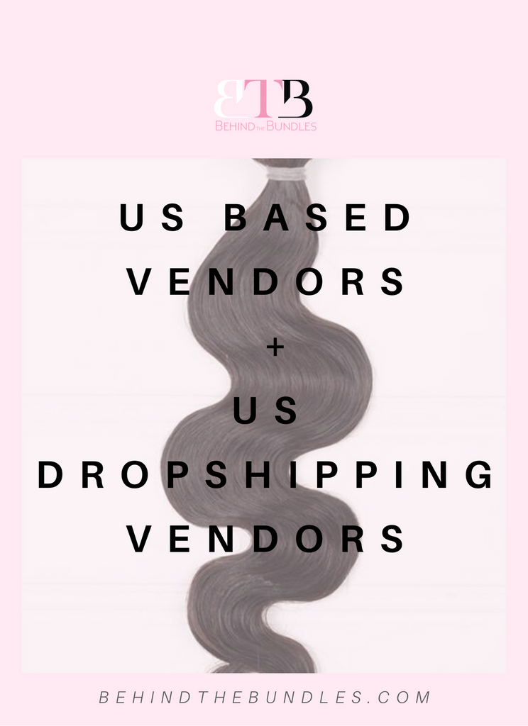 US Based Vendors + US Dropshipping Vendors