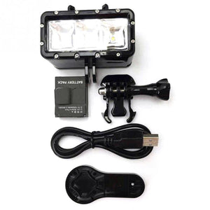 GoPro Waterproof LED Flash
