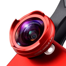 Universal 2 in 1 Clip-on Phone Camera Optical Lens