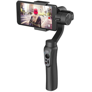 Smooth 3-Axis Handheld Gimbal Stabilizer for Smartphone