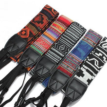 Camera Strap DSLR Durable Cotton