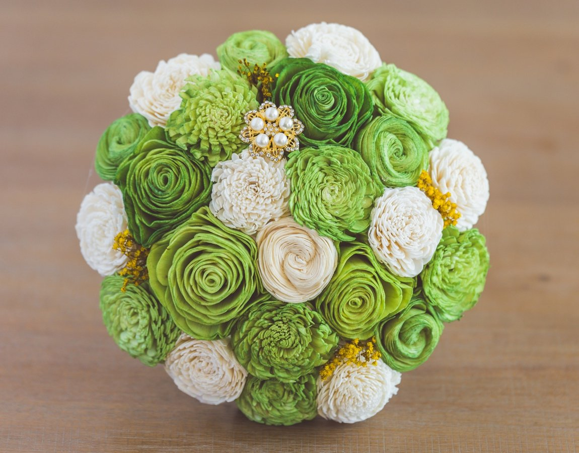 Sola Wood Flower Bouquets - I Luv My Flowers