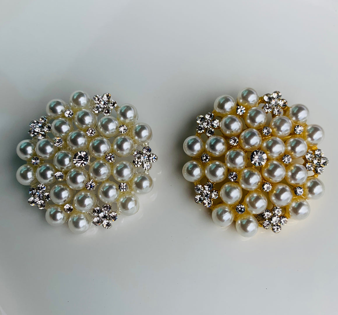Wedding Brooch - 2 Pack