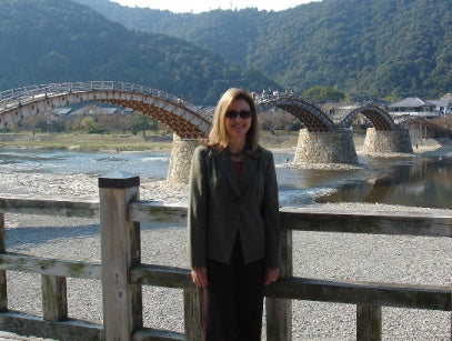 Sharon at the 