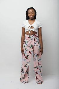 Cherry Blossom Pants