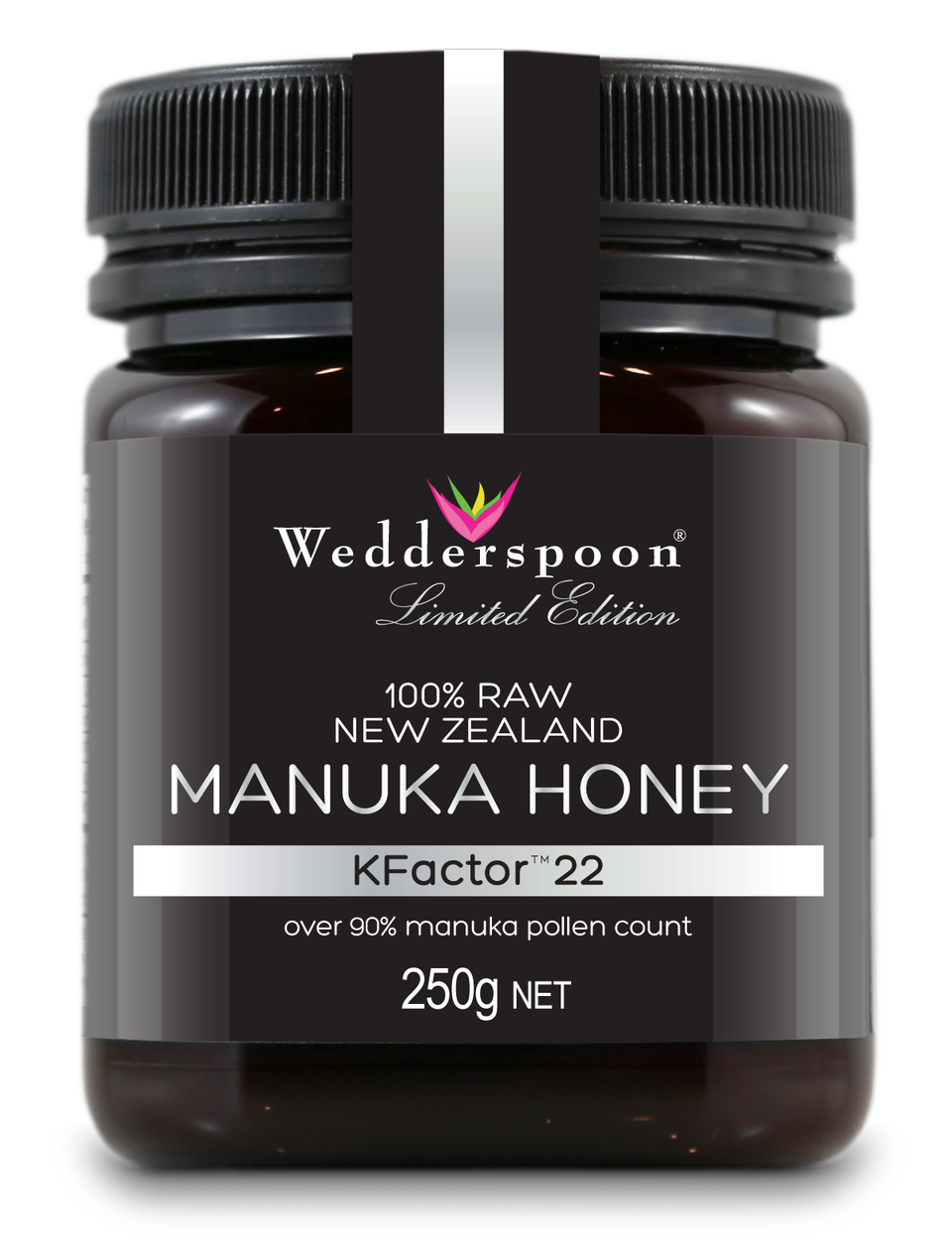100% Raw Manuka Kfactor 22 Honey