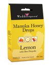 Wedderspoon Manuka Drops with Lemon & Bee Propolis