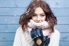 Cold weather and skin health, skin care,