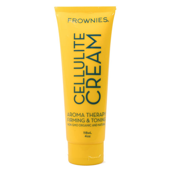 Aroma Therapy Cellulite Cream Frownies Natural and Organic Ingredients