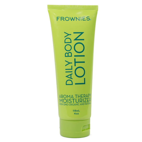 Aroma Therapy Body Lotion Natural and Organic Ingredients by Frownies