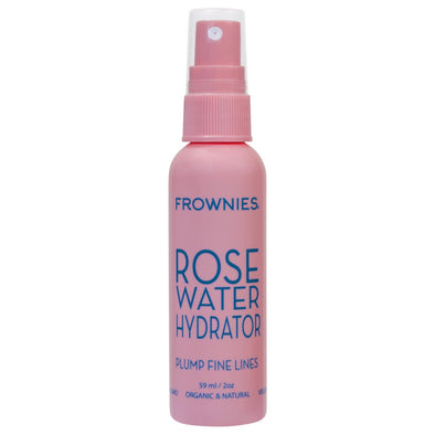 Rose Water Hydrator Spray  59mL Bottle
