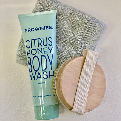 Citrus Honey Body Wash 8oz