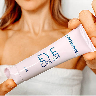 Under Eye Gels Frownies, Vitamin C, vitamin E skin treatment for under eyes, Rosewater Skin Spray, Eye Cream, Aloe Vera, skin to heal, Propanediol, humectant, Oat Oil Lipid E, ceramides, improves skin appearance, Eye Gels, fine lines under eyes, dark circles under eyes, puffy eyes treatment