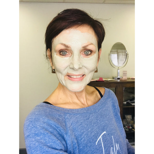 Blue Green Algae Clay Mask Kit