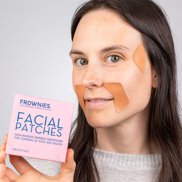 Wrinkle Patches for Corners of Eyes & Mouth