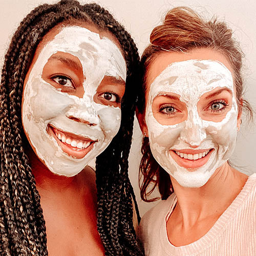 Blue Green Algae Clay Masks