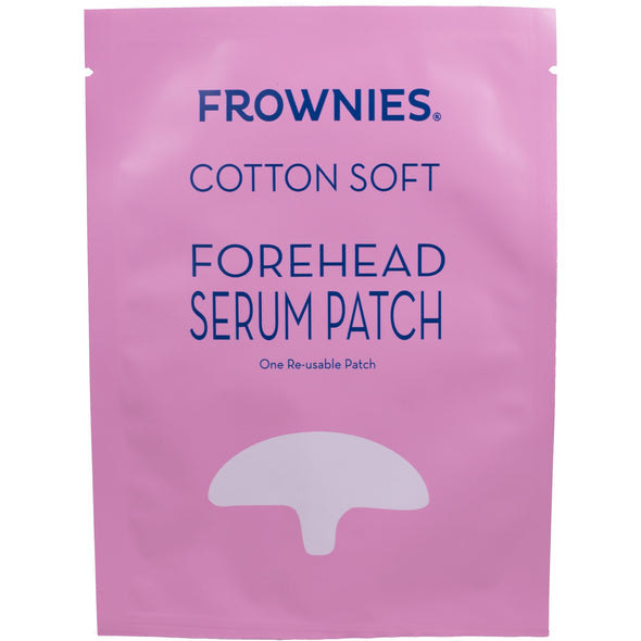 Wrinkle treatment for the forehead skin serum patch for fine lines and wrinkles