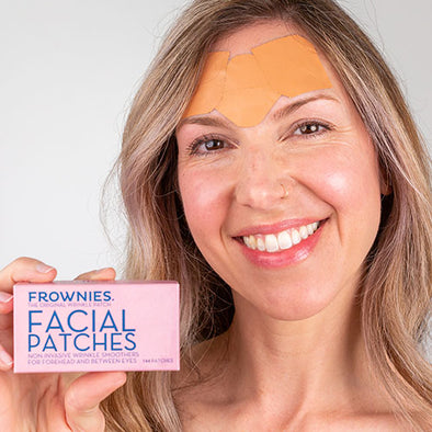 Wrinkle Patches for Forehead & Between Eyes