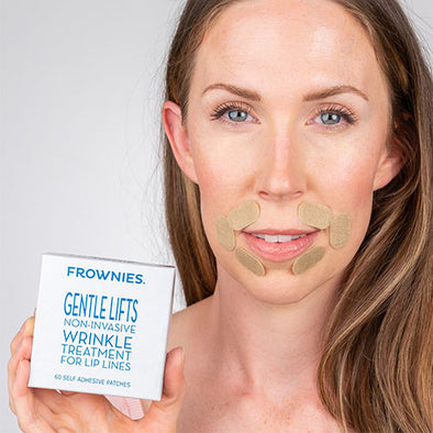Lip Line Wrinkle Patches Gentle Lifts