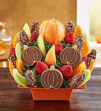 Fall Fruit Harvest Fruit Bouquet! Order Today.