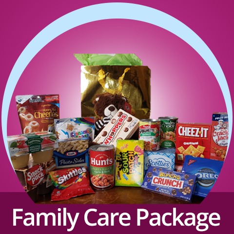 Family Care Package - COVID-19 Care Package