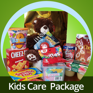 Kids Care Package - COVID-19 Care Package