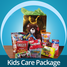 Kids Care Package - COVID-19 Care Package - CupcakeDropoff .com