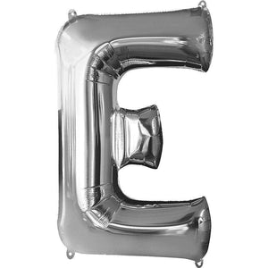 Jumbo Letter E Balloon 36x25 inches - CupcakeDropoff .com
